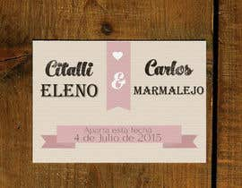 #8 para Some vintage invitations. por MercCooper