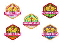 Contest Entry #85 for Logo Design for Bubble Gum Technology