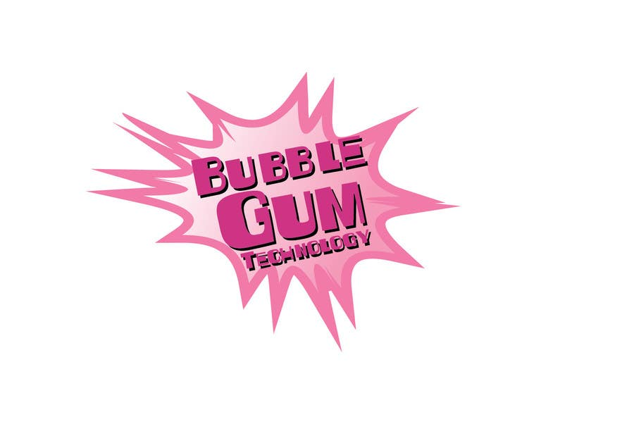 #116 for Logo Design for Bubble Gum Technology by humphreysmartin