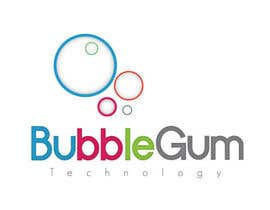 nº 26 pour Logo Design for Bubble Gum Technology par niyomax