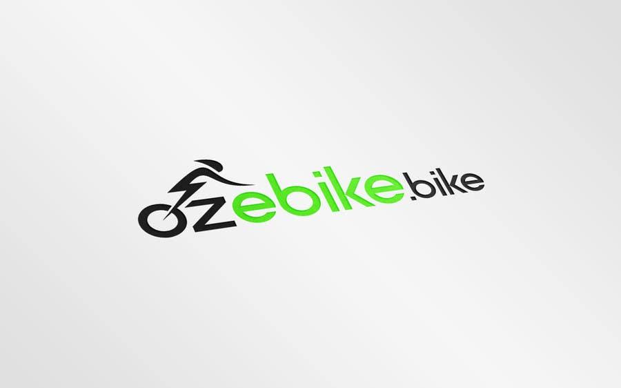 """Konkurrenceindlæg #185 for Design a Logo for """"ozebike.bike"""""""