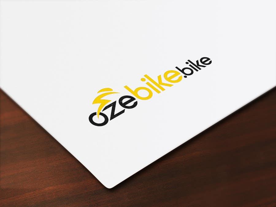 """Konkurrenceindlæg #229 for Design a Logo for """"ozebike.bike"""""""