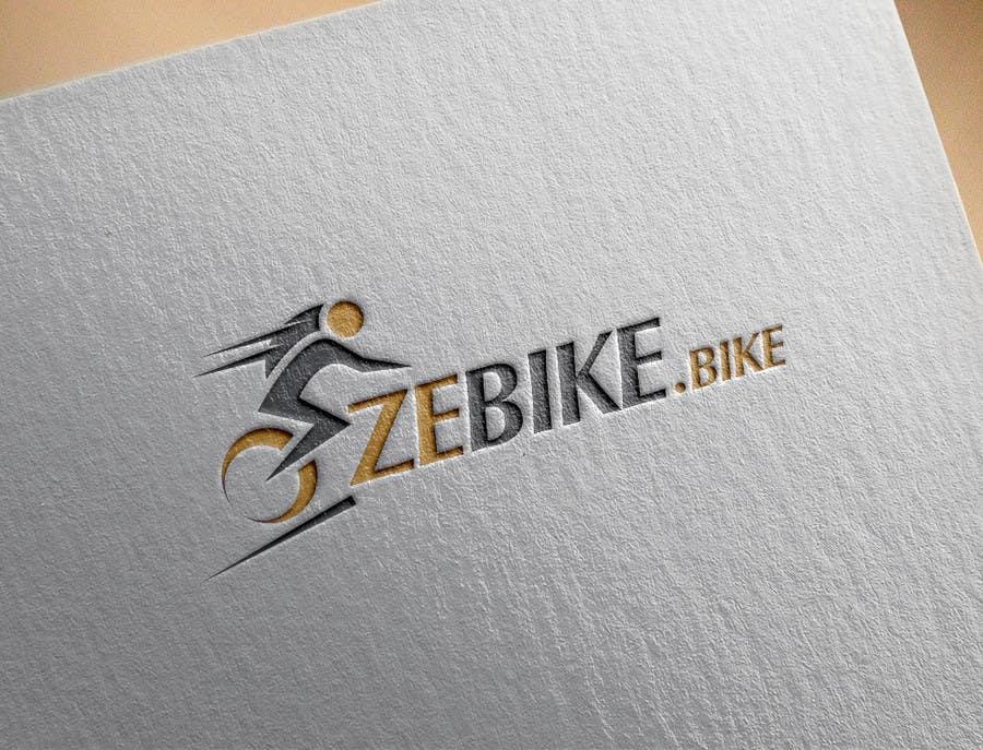 """Konkurrenceindlæg #182 for Design a Logo for """"ozebike.bike"""""""