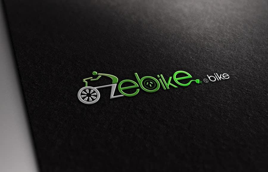 """Konkurrenceindlæg #165 for Design a Logo for """"ozebike.bike"""""""