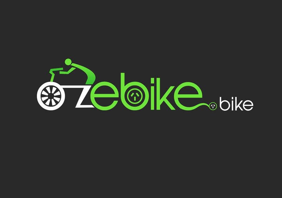 """Konkurrenceindlæg #186 for Design a Logo for """"ozebike.bike"""""""
