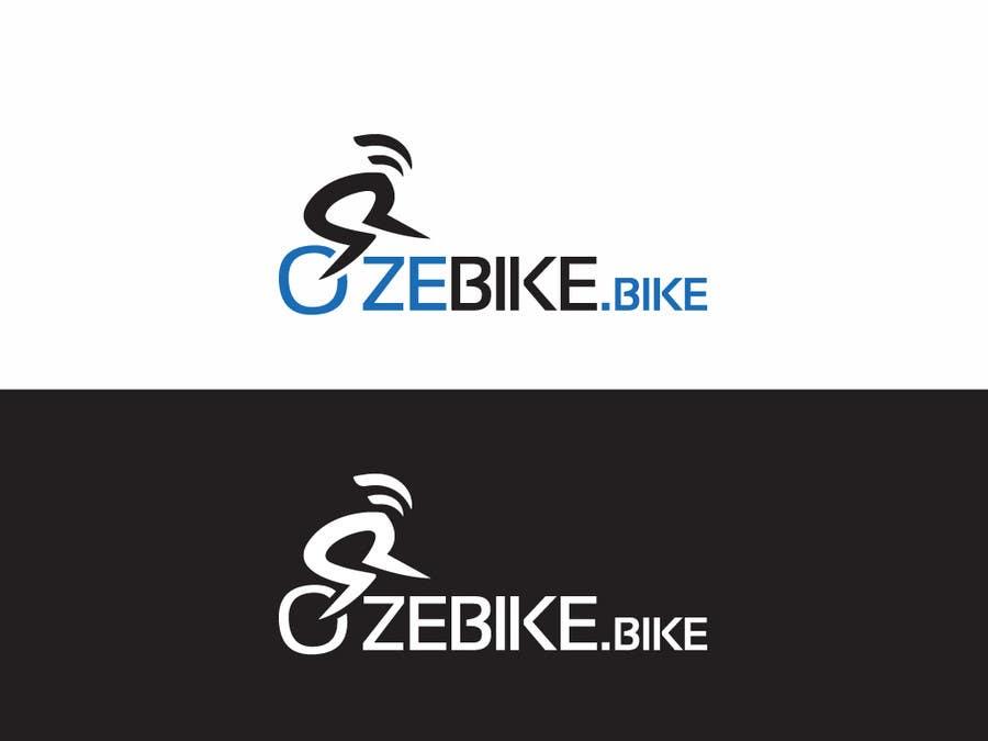 """Konkurrenceindlæg #203 for Design a Logo for """"ozebike.bike"""""""