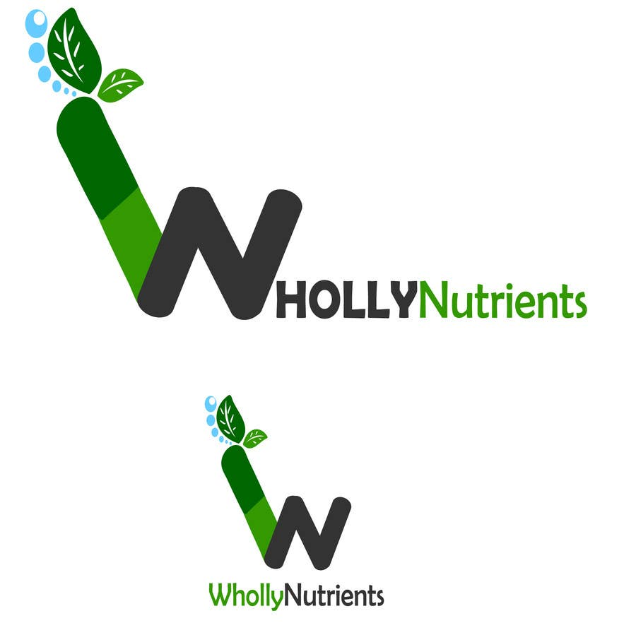 Contest Entry #279 for Design a Logo for a Wholly Nutrients supplement line