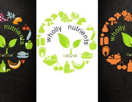 #169 for Design a Logo for a Wholly Nutrients supplement line by nishantjain21