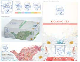Nambari 38 ya Create Print and Packaging Designs for Blue Daisy Tea Company na shandodesign