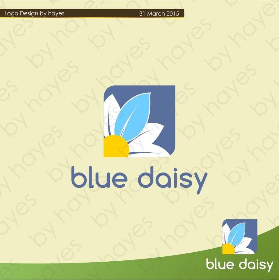 Contest Entry #                                        7                                      for                                         Create Print and Packaging Designs for Blue Daisy Tea Company