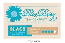 Graphic Design Contest Entry #5 for Create Print and Packaging Designs for Blue Daisy Tea Company