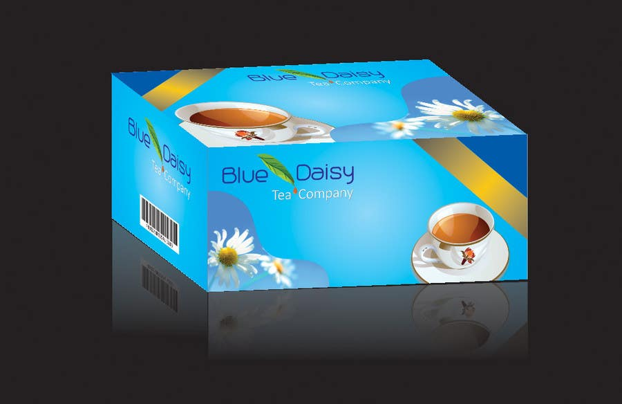 Contest Entry #                                        2                                      for                                         Create Print and Packaging Designs for Blue Daisy Tea Company