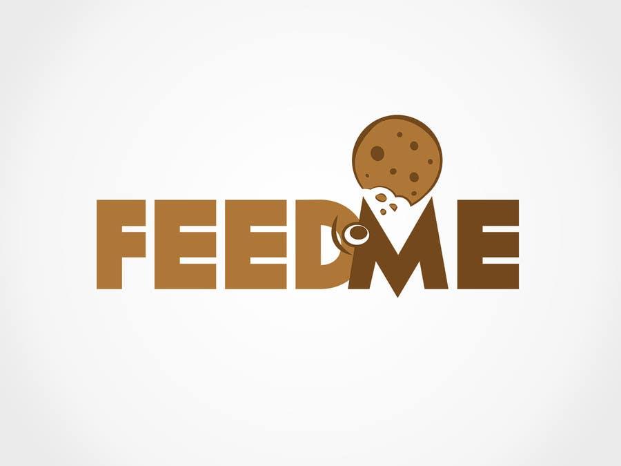 Contest Entry #                                        4                                      for                                         Design a Logo for feedME