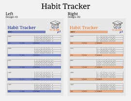 #15 for Habit Tracker by NaeemGFX01