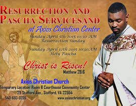 #4 for Design an Advertisement for Easter Flyer by tlacandalo