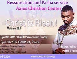 #14 for Design an Advertisement for Easter Flyer by tolulopejegede