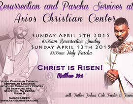 #10 for Design an Advertisement for Easter Flyer by Parnasus