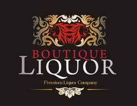 nº 617 pour Logo Design for boutique liquor par suhas02