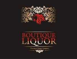 nº 639 pour Logo Design for boutique liquor par suhas02