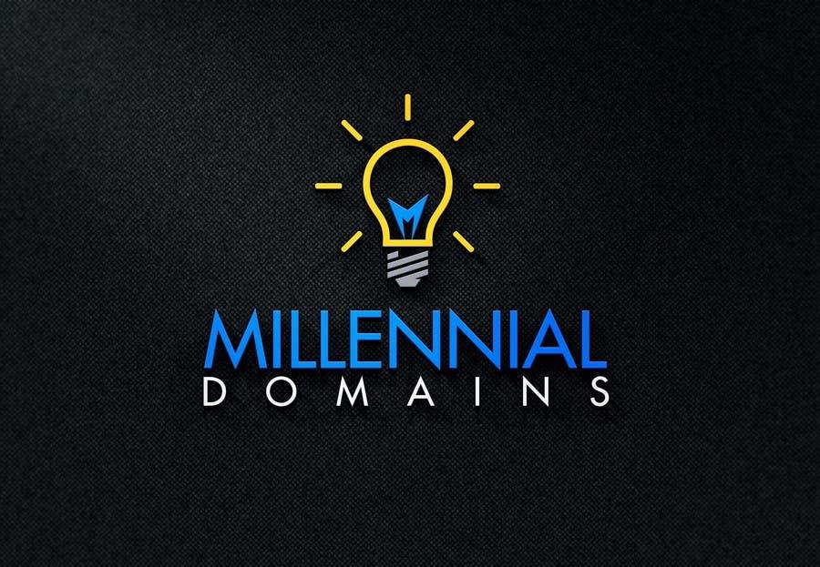 Bài tham dự cuộc thi #83 cho Design a Logo for MillennialDomains.com