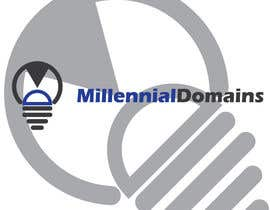#115 for Design a Logo for MillennialDomains.com by fadishahz