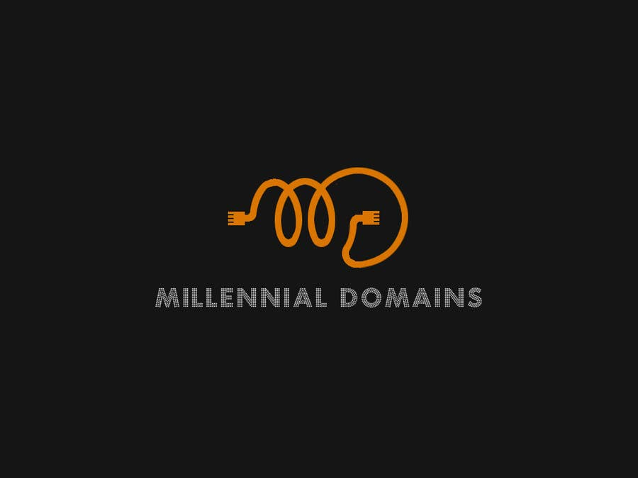 Bài tham dự cuộc thi #110 cho Design a Logo for MillennialDomains.com