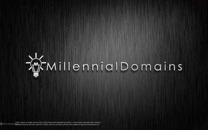 Nro 118 kilpailuun Design a Logo for MillennialDomains.com käyttäjältä shitazumi