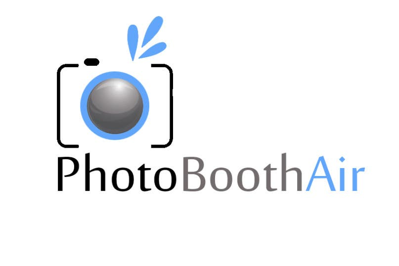 Proposition n°                                        36                                      du concours                                         Design a Logo for PhotoBoothAir