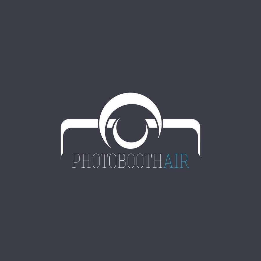 Konkurrenceindlæg #                                        65                                      for                                         Design a Logo for PhotoBoothAir