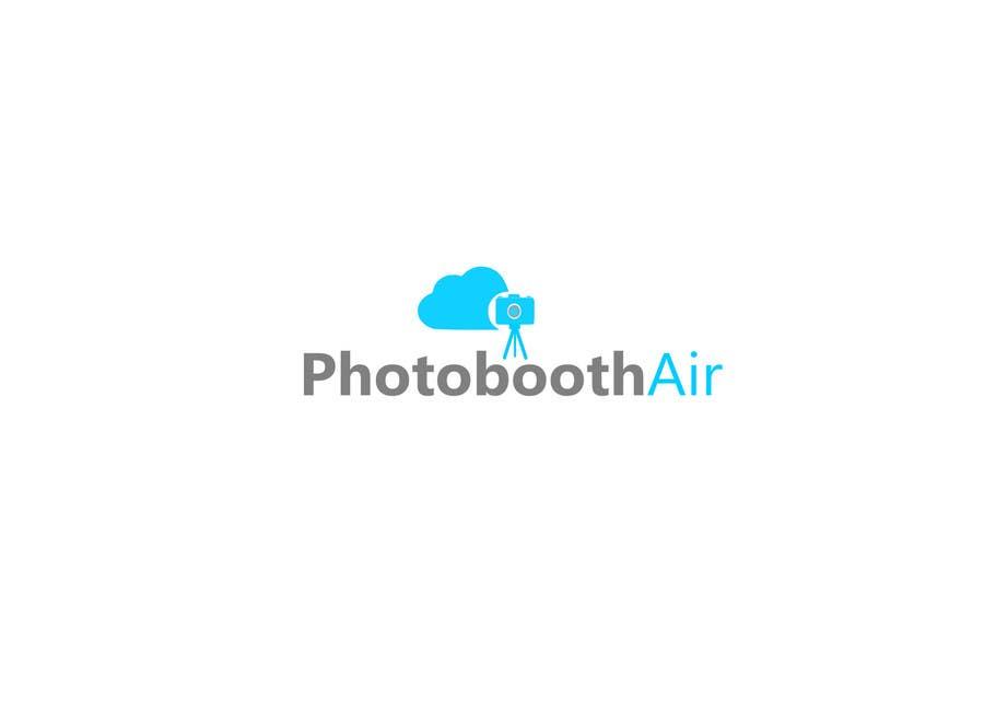 Proposition n°                                        73                                      du concours                                         Design a Logo for PhotoBoothAir