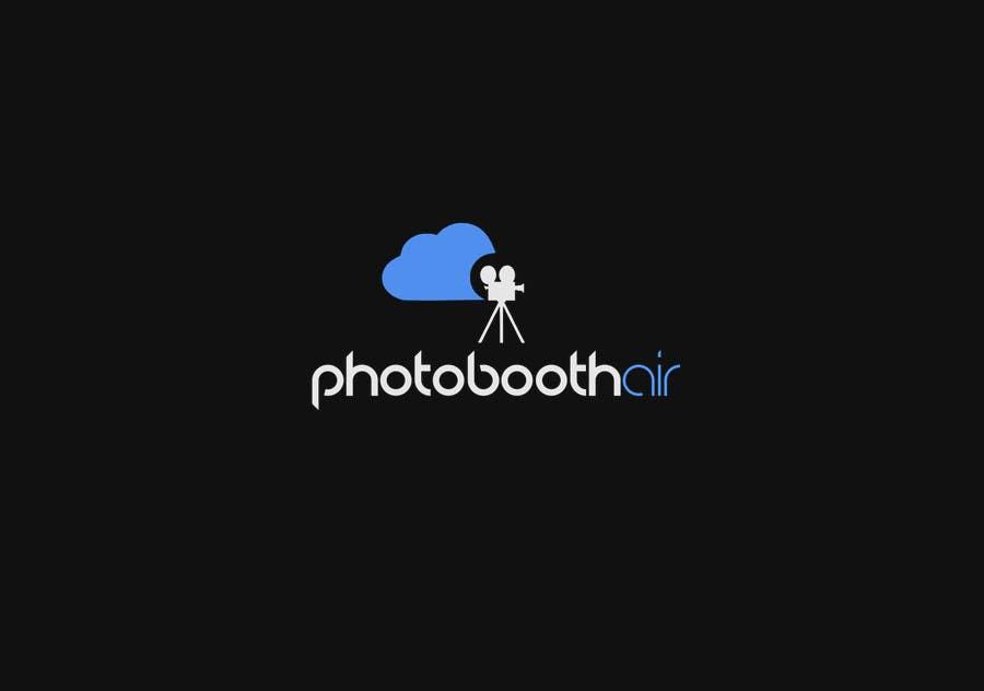 Konkurrenceindlæg #                                        76                                      for                                         Design a Logo for PhotoBoothAir