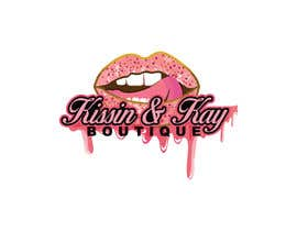 #98 for Company logo for Kissin & Kay Boutique af ahmedraihan7itbd