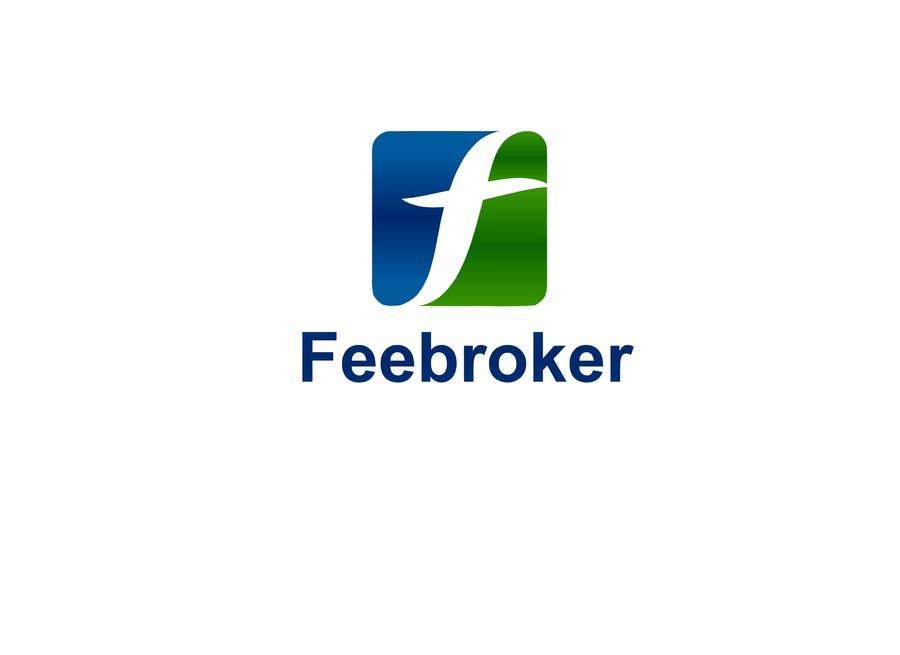 Konkurrenceindlæg #62 for Logo Design for Feebroker