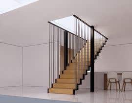 Nro 67 kilpailuun Designing Staircase käyttäjältä robmendz08