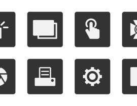 #12 para Design some Icons for product features por zzzabc