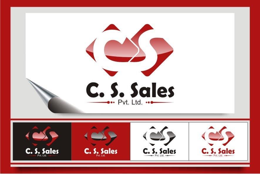 Bài tham dự cuộc thi #88 cho Logo Design for trading concern