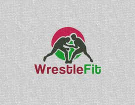 nº 25 pour Design a Logo for WrestleFit par redvfx