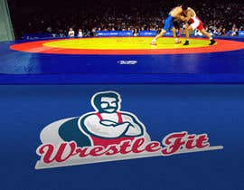 #11 for Design a Logo for WrestleFit by MaxMi
