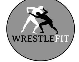 #8 for Design a Logo for WrestleFit by Escbox