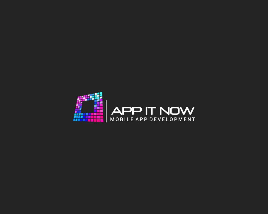 Contest Entry #                                        14                                      for                                         Design a Outstnading Logo & Business Card for Mobile APP Development Company