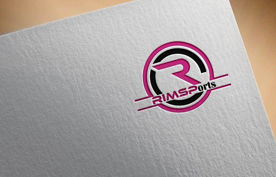 Penyertaan Peraduan #11 untuk Design a Logo for RIMSPorts