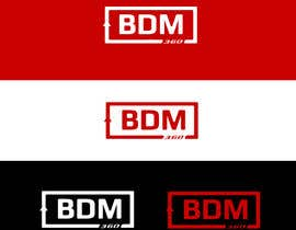 #19 for Design a Logo for BDM360 af mehdihasamgd