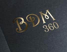 nº 33 pour Design a Logo for BDM360 par scchowdhury
