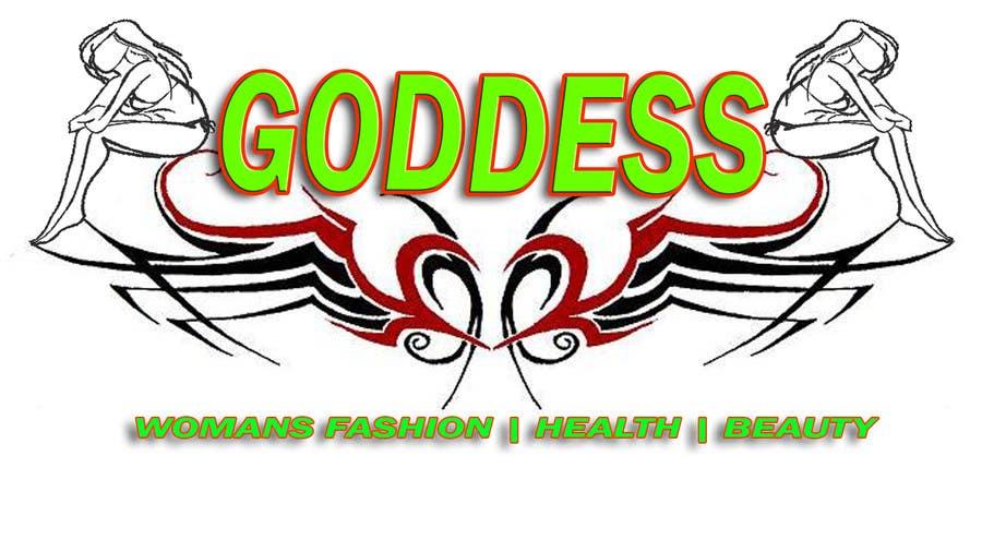 Konkurrenceindlæg #                                        47                                      for                                         Design a Logo for Goddess.