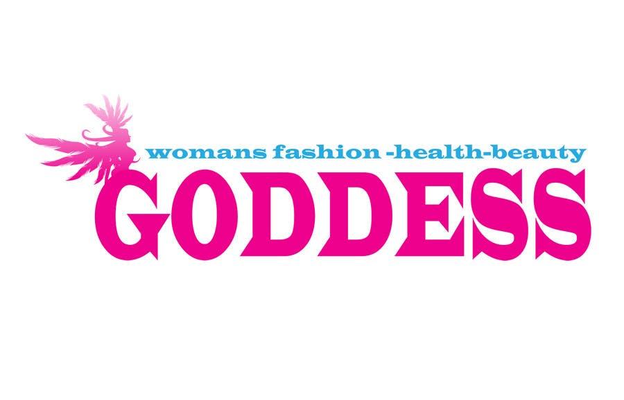 Konkurrenceindlæg #                                        97                                      for                                         Design a Logo for Goddess.