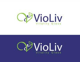 #22 para Logo Design for Vitality Glassware por jeganr