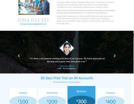 #1 , Design a Website Mockup for Babybots4all.com 来自 jituchoudhary