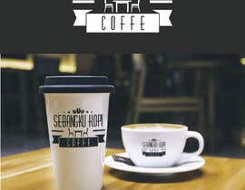 #49 for Logo Design for Our Brand New Coffee Shop by weedo1995