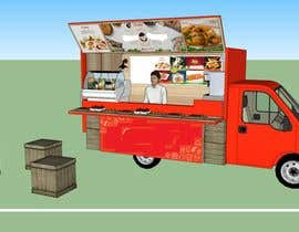 #26 cho to Make 3d design for a Food Truck bởi catvil12312