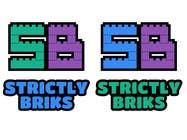 Design a Logo for Strictly Briks için Graphic Design117 No.lu Yarışma Girdisi
